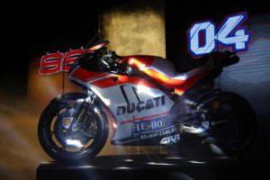 La nuova motoGP 2017