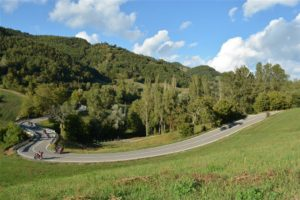 strade dell'appennino emiliano