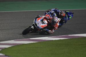 MotoGP 2017 Qatar - Dovizioso, Vinales