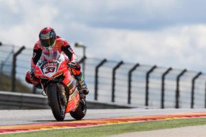 Superbike 2017 Aragon - Gara 1 - Marco Melandri