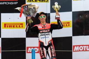 Superbike 2017 Assen - Gara 1 Marco Melandri