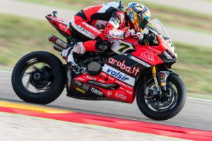 Superbike 2017 Aragon - Gara 1 - Chaz Davies