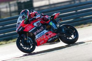 Superbike 2017 Aragon - Marco Melandri Gara 2