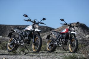 Ducati Scrambler 2017 - Desert Sled