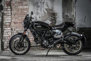 Ducati Scrambler 2017 - Cafè Racer