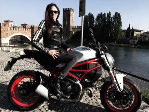 Prova nuovo Ducati Monster 797