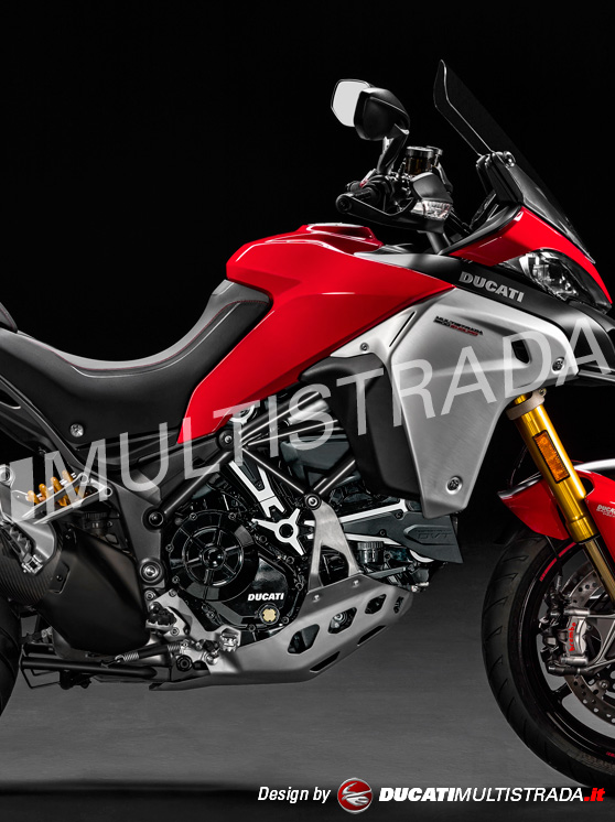 Ducati Panigale 1200cc >> Scoop: nuova Ducati Multistrada 2018! - Ducatimultistrada.it