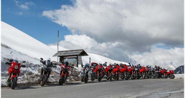 Raduno Dolomiti 2017