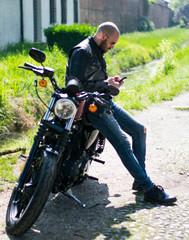 In moto con Anas