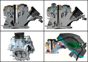 Ducati Multistrada 1200 MY13 - Motore