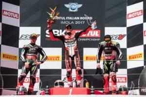 Superbike 2017 Imola - Gara 2
