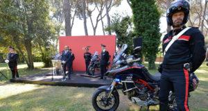 Ducati Multistrada 1200 Arma dei Carabinieri