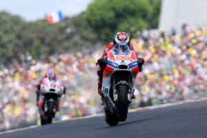 MotoGP 2017 Le Mans - Jorge Lorenzo
