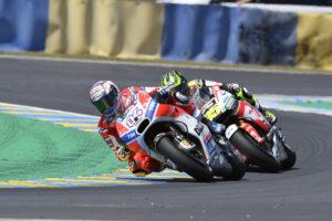MotoGP 2017 Le Mans - Andrea Dovizioso