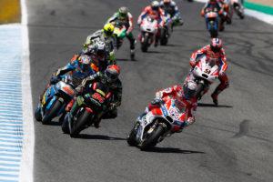 MotoGP 2017 Jerez - Andrea Dovizoso