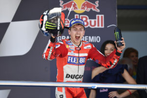 MotoGP 2017 Jerez - Jorge Lorenzo