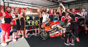 Superbike 2017 Misano - Vittoria per Marco Melandri