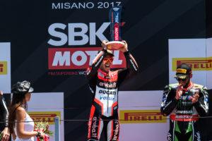 Superbike 2017 Misano - Marco Melandri