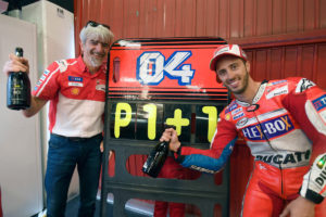MotoGP 2017 Catalunya - Luigi Dall'Igna