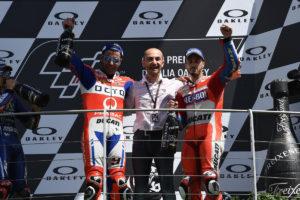 MotoGp 2017 Mugello - Podio