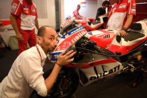 MotoGP 2017 Catalunya - Claudio Domenicali