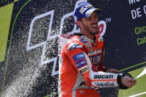 MotoGP 2017 Catalunya - Andrea Dovizioso