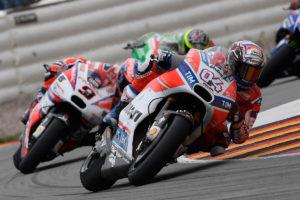 MotoGP 2017 Sachsenring - Andrea Dovizoso
