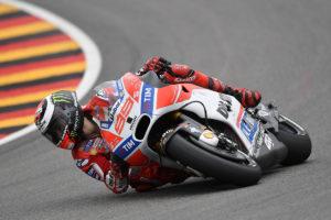 MotoGP 2017 Sachsenring - Jorge Lorenzo