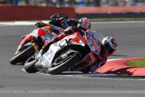MotoGP 2017 Silverstone - Jorge Lorenzo