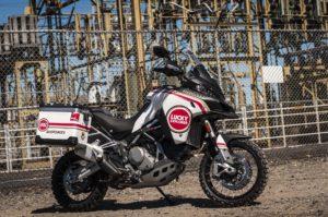 Ducati Multistrada 1200 Enduro by MotoCorsa