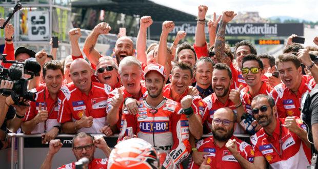 MotoGP 2017 Austria - Andrea Dovizioso