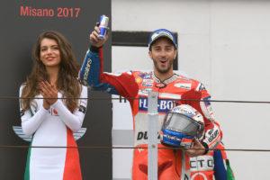 MotoGP 2017 Misano - Andrea Dovizioso