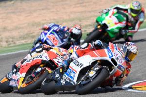 MotoGP 2017 Aragon - Andrea Dovizioso