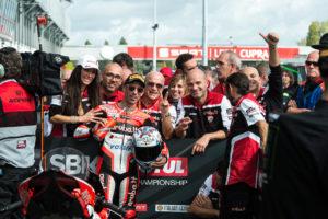 Superbike 2017 Magny Cours - Marco Melandri