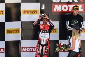 Superbike 2017 Jerez - Marco Melandri