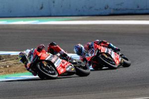 Superbike 2017 Jerez - Gara 2