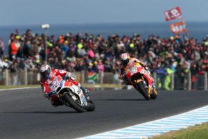 MotoGP 2017 Phillip Island - Andrea Dovizioso