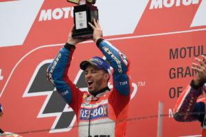 MotoGP 2017 Motegi - Andrea Dovizioso