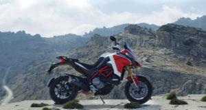 Nuova Ducati Multistrada 1260 Pikes Peak