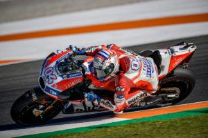 MotoGP 2017 Valencia - Andrea Dovizioso