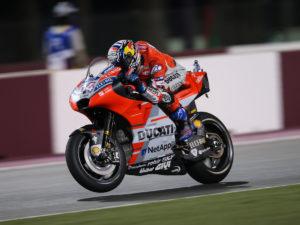 motogp 2018 quatar - Andrea Dovizioso