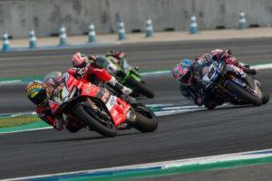 Superbike 2018 Thailandia - Chaz Davies