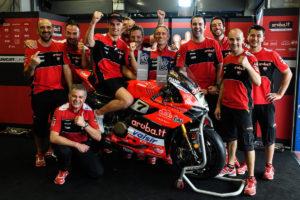 Superbike 2018 Thailandia - Vittoria Chaz Davies