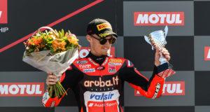 Superbike 2018 Assen - Chaz Davies