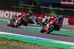 Superbike 2018 Assen - Marco Melandri