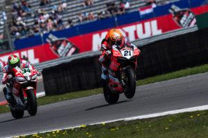 Superbike 2018 Assen - Michale Ruben Rinaldi