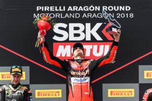 Superbike 2018 Aragon - Chaz Davies