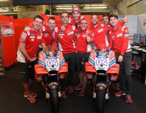 MotoGP 2018 Le Mans - Andrea Dovizioso