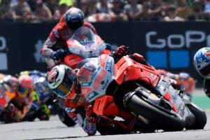 MotoGP 2018 Le Mans - Jorge Lorenzo
