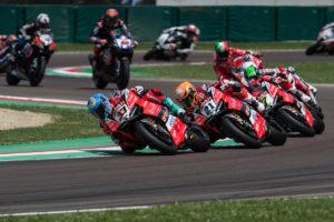 Superbike 2018 Imola - Marco Melandri